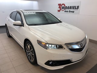 2017 Acura Tlx 3 5l V6 Sh Awd W Advance Package In Columbia