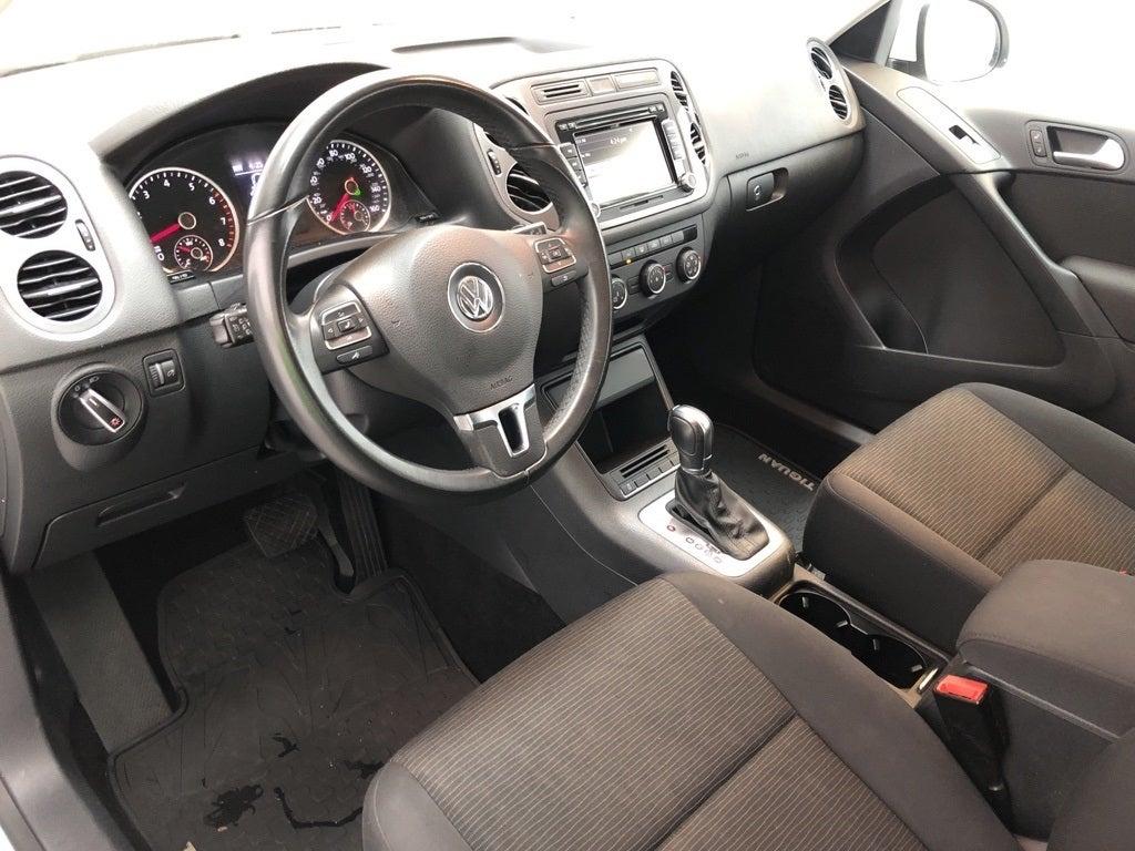 2015 Volkswagen Tiguan S in Columbia, SC - McDaniels Acura - Columbia