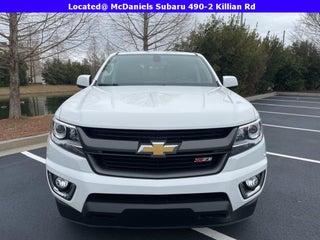 2017 Chevrolet Colorado 4wd Z71 Columbia Sc Lexington Forest Acres Lake Murray South Carolina 1gcgtden1h1183626